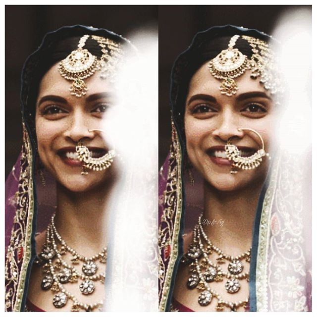 😍😍❤❤ beautiful Mastani @deepikapadukone #DeepikaPadukone #1yearofBajiraoMastani