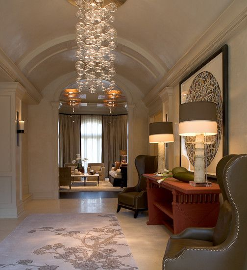 Hotel Foyer Chandelier : Best images about contemporary lobby design on pinterest