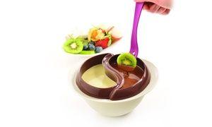 Choco'Minute Microwave Fondue Bowl
