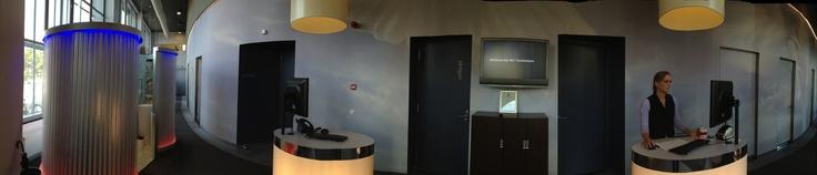 Panorama shot: Reception @M2tandartsen Voorburg