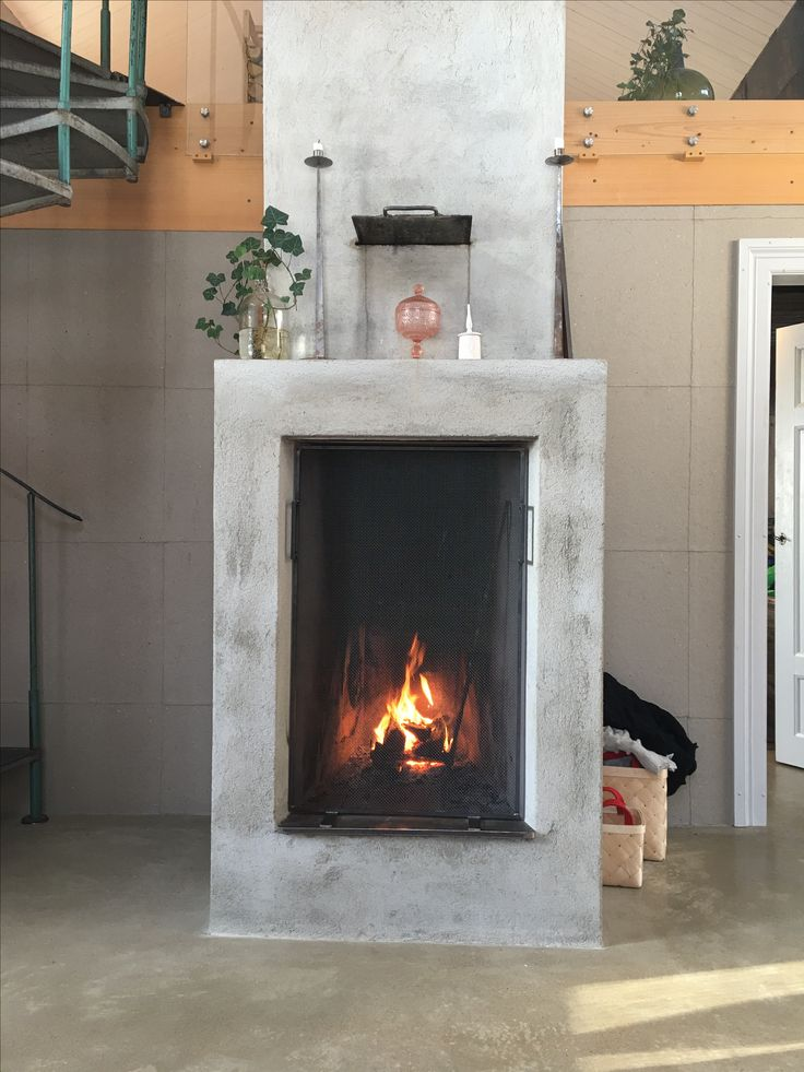 Fire place @hannasinslag #interior #fireplace