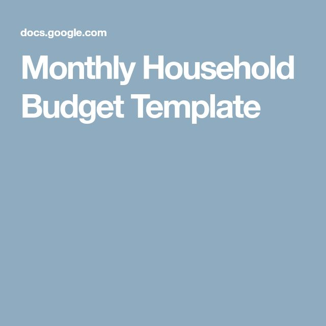 The 25+ best Budget templates ideas on Pinterest Monthly budget - microsoft expense report template