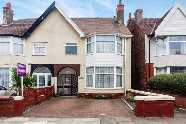 5 Bed Semi-detached House For Sale, Brooke Road West, Brighton Le Sands L22, with price £280,000. #Semi-detached #House #Sale #Brooke #Road #West #Brighton #Sands