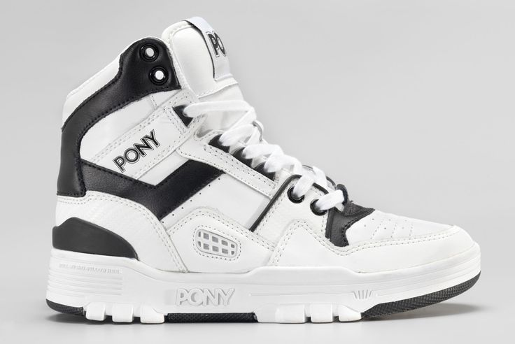 Pony M100 White/Black