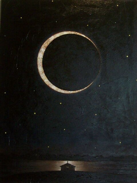 'River Church - Crescent Moon' John Robinette