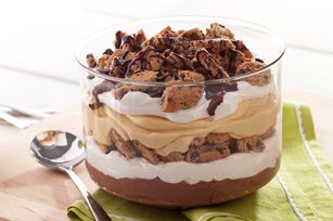 Peanut Butter Chocolate Trifle Recipe - Kraft Recipes