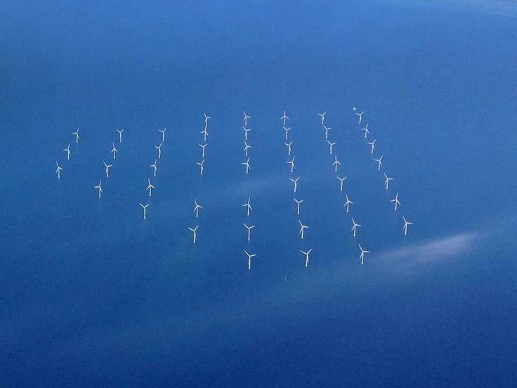 Wind farm www.davidcantwellphotography.com