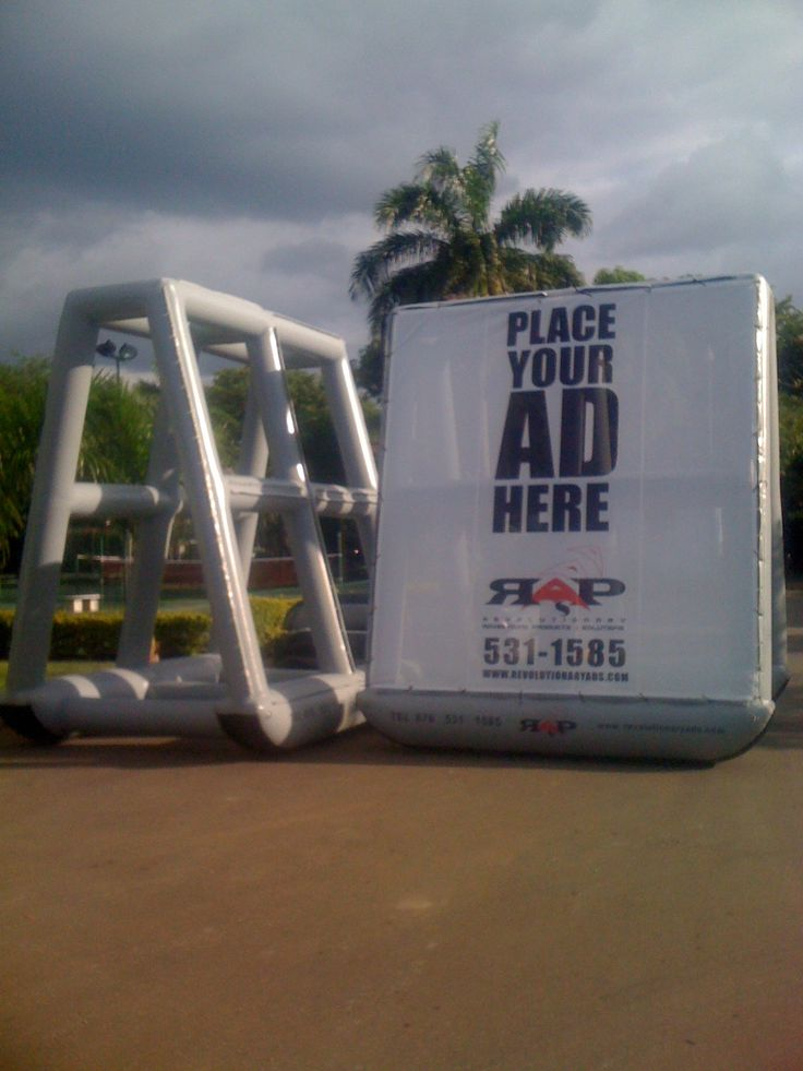 Amphibious Billboards, take our business outdoors. www.gemsoutdoor.com