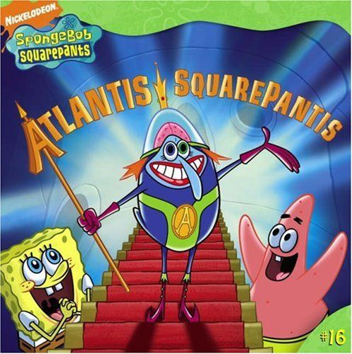 Atlantis SquarePantis (Spongebob Squarepants (8x8)) @ niftywarehouse.com #NiftyWarehouse #Spongebob #SpongebobSquarepants #Cartoon #TV #Show