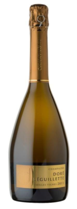 """""""Vieilles Vignes 2011"""" Doré Léguillette - Champagne Doré Léguillette"""