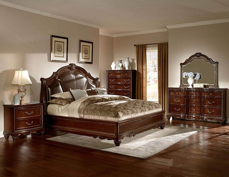 Homelegance 2214 1 Hampstead Bedroom Set