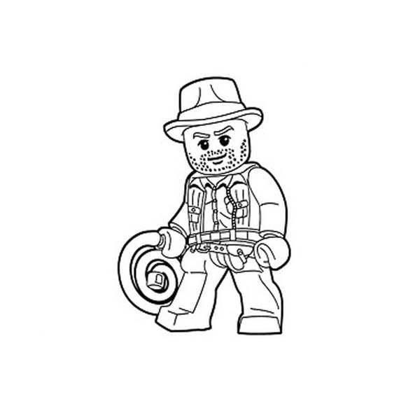 Indiana Jones Lego Coloring Page Coloring Sky In 2020 Lego Coloring Pages Lego Coloring Lego Indiana Jones