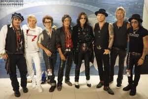 Hollywood Vampires Band Helps Fit Children, Adults & Senior Citizens with Free Hearing Aids Enabling them to Hear Clearly, Many for the First Time in their Lives.