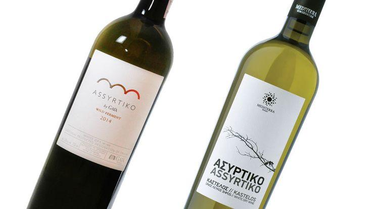 Gå for gresk vin i dag