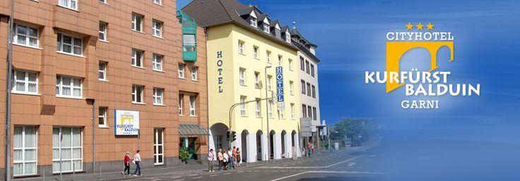 Hotel - Koblenz by Mosel River Bridge