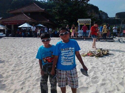 Boys @ the beach