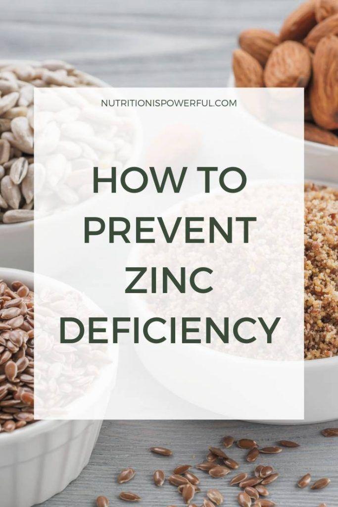 How To Avoid Zinc Deficiency List Of Zinc Rich Foods In 2020 Zinc Rich Foods Zinc Deficiency Zinc Foods