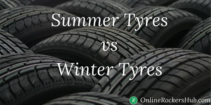 Not all tyres can be used in all climates. Summer tyres are used in summer season. Winter tyres are used in winter season.