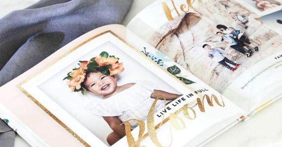 Capture all your memories in a FREE Shutterfly 8x8 Hard Cover Photo Book – you just Pay Shipping!