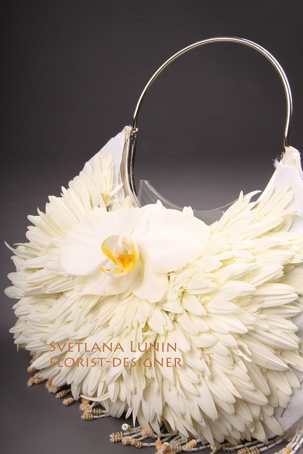 Glamelia Composite Flowers Or Fantasy Flowers Wedding Bouquets Designed By Svetlana Lunin
