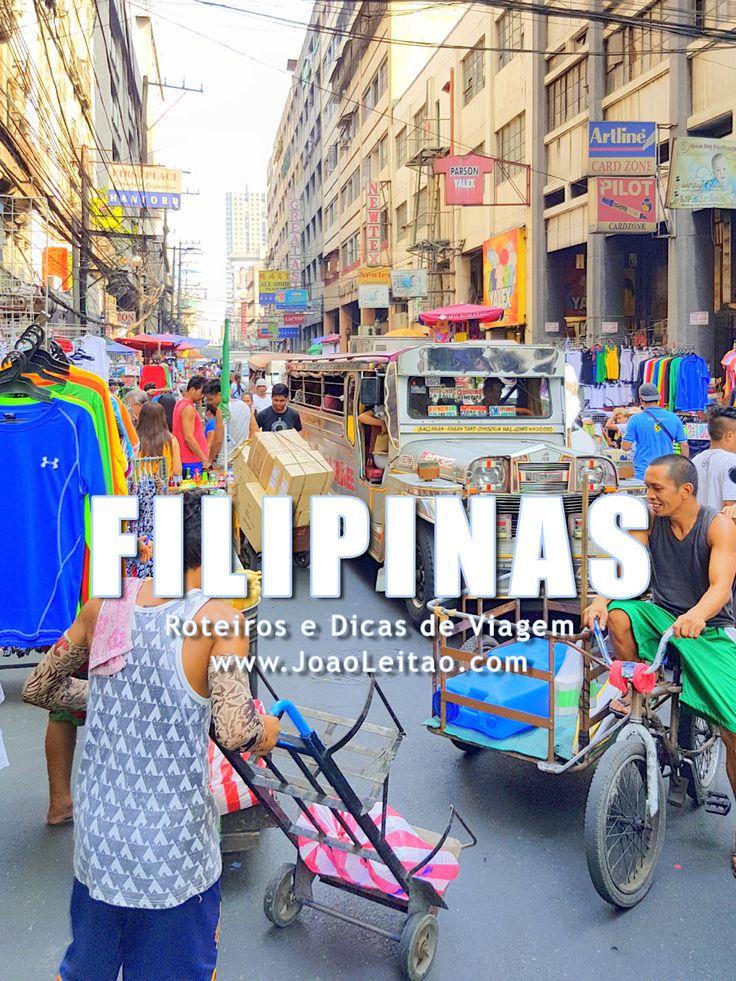 Visitar Filipinas – Roteiros e Dicas de Viagem                                                                                                                                                                                 Mais