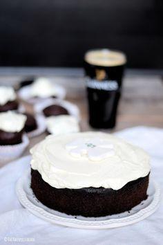 Guinness Schokoladen Kuchen   Das Knusperstübchen