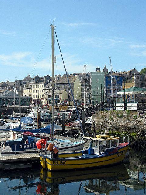 The Barbican, Plymouth, England