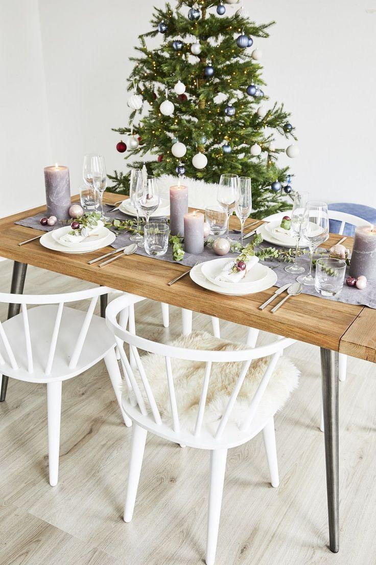 God Jul! Der Scandi-Style verleiht jeder Weihnachtstafel moderne ...