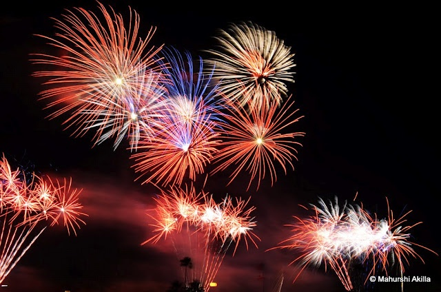 fourth of july fireworks at cal expo sacramento