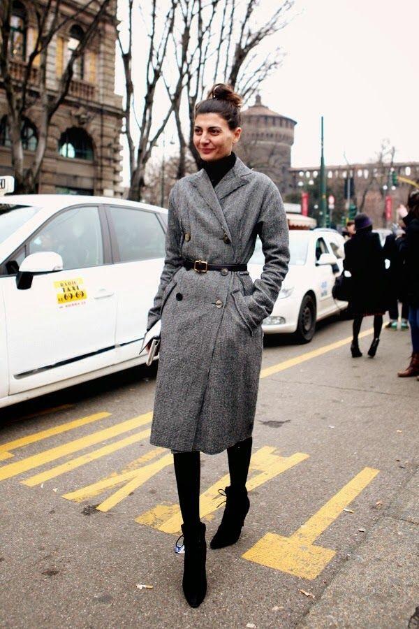 Gio belting it in Milan. stunning. #GiovannaBattaglia