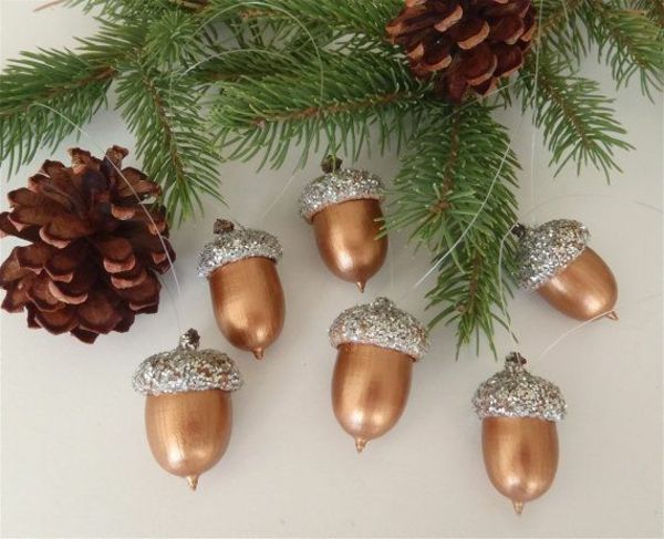 100 Bastelvorlagen für Weihnachtsbaumschmuck(Diy Ornaments Paint)