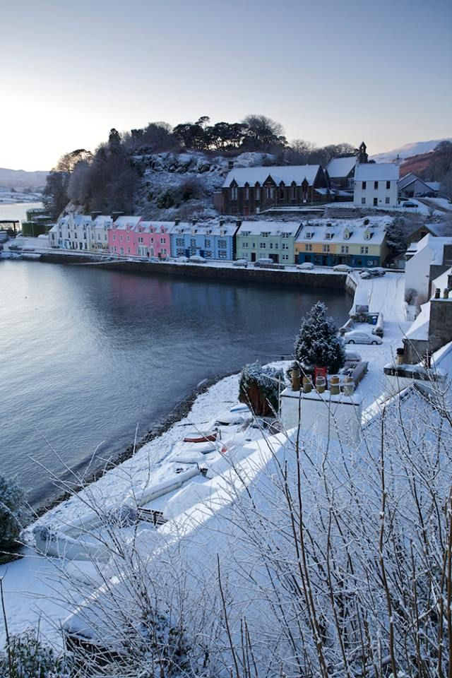 Portree Harbour By Marcus Mcadam Photography10405435