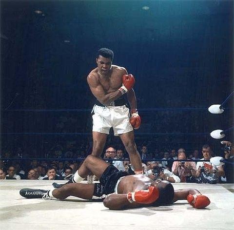 Classic!!! Muhammad Ali