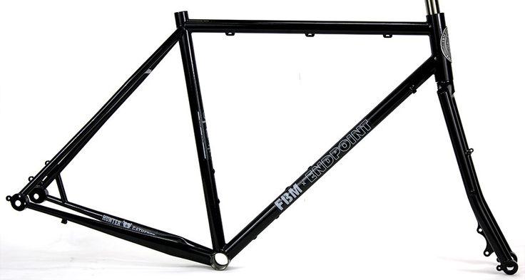 FBM x Endpoint Hunter / Gatherer :: Road :: Bike Frames :: Last Call Distribution