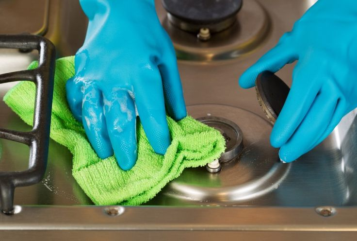 De pitten van je gasfornuis schoonmaken zonder schrobben? | margriet.nl