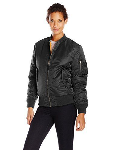 Our popular ma-1 flight jacket is now available for women. A mid-weight nylon with water resistance and scads of versatility, the ma-1 navy fighter pilot jacket was the first military flight jacket to cross over into civilian fashion. Our nylon flight jacket includes knit cuffs, a knit collar...  More details at https://jackets-lovers.bestselleroutlets.com/ladies-coats-jackets-vests/down-parkas/down-down-alternative-down-parkas/product-review-for-alpha-industries-womens-ma-