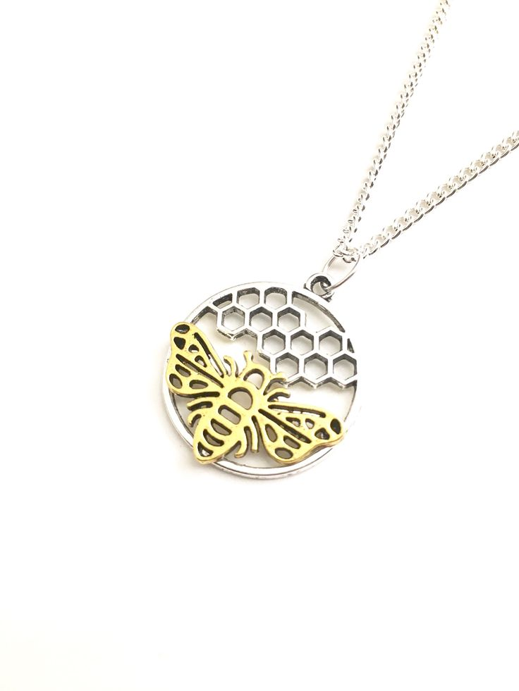 @Etsy #bumblebee #bees #honeycomb #nectar #spring #flowers #beekeeping #beekeeper floral #Nature #pollination #beeconference   A personal favourite from my Etsy shop https://www.etsy.com/uk/listing/589304158/bumble-bee-pendant-necklace-honeycomb