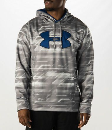 Men's Under Armour Storm Big Logo Fleece Hoodie