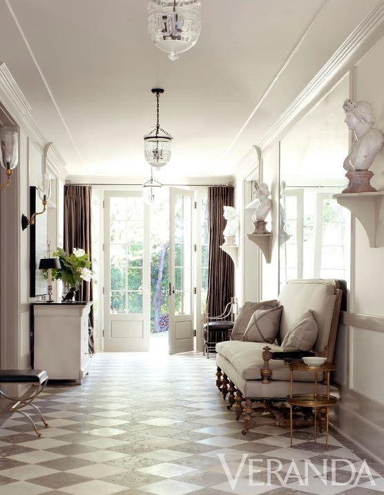 House of Windsor Foyer: Gwyneth Paltrow, Windsor Smith, Interiors Design, Interiordesign, House, Design Home, Entry Hall, Entrance, Gwynethpaltrow