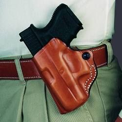Desantis 019 Springfield Armory XDS 45 ACP Mini Scabbard Belt Holster Left Hand Leather Tan 019TBY1Z0 $35.98 from cheaperthandirt.com
