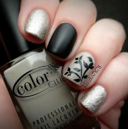 24 ideas nails grey matte taupe for 2019  trendy nails