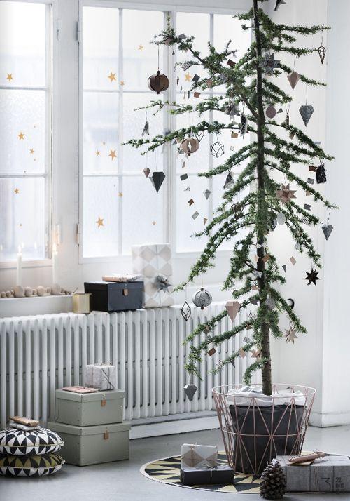 Ook dit jaar is de kerstcollectie van het Deense merk Ferm Living weer een feest voor het oog.