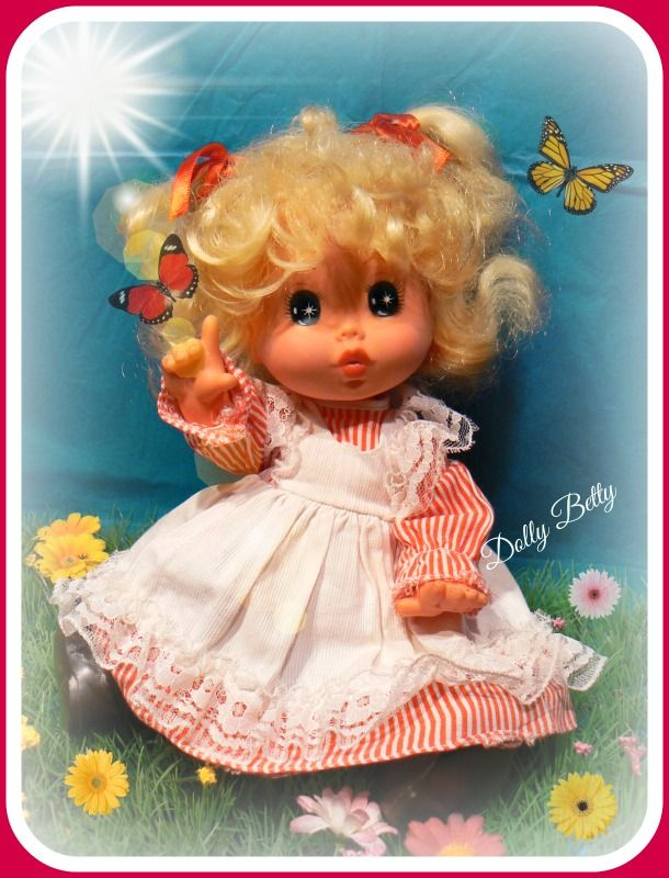 Restored Fiba Candy Doll (by Dolly Betty)