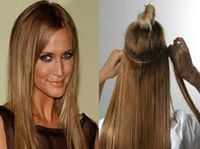 HOW TO APPLY GLUE-IN HAIR EXTENSIONS SUPER EASY!