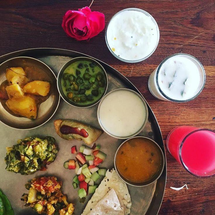 Die besten 25+ Gujarati thali Ideen auf Pinterest | Indische Küche ...