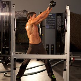 Kettle-bell Pirate Ships - For a Strong Transverse abdominis