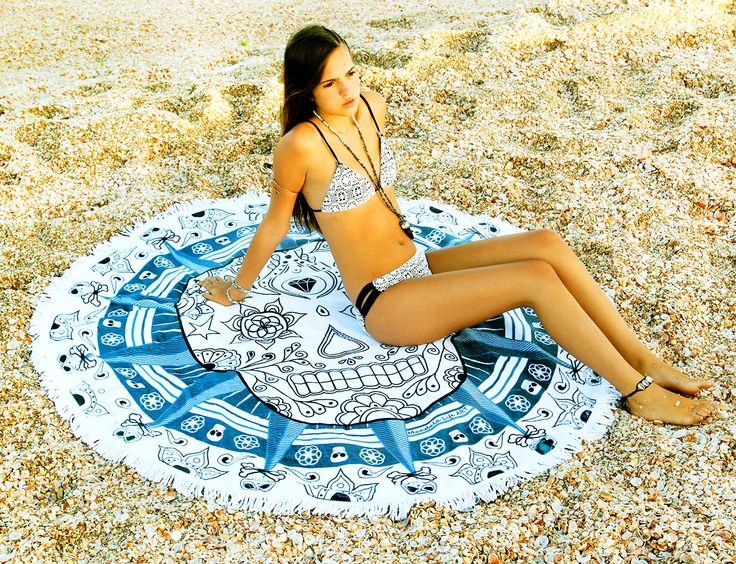 Limited offer , this weekend only !!! Buy one of those Amazing Round Terry Beach Towels by Mandala Life Art ----->>>>>>>> get 2 sheets of flash tattoos design by us