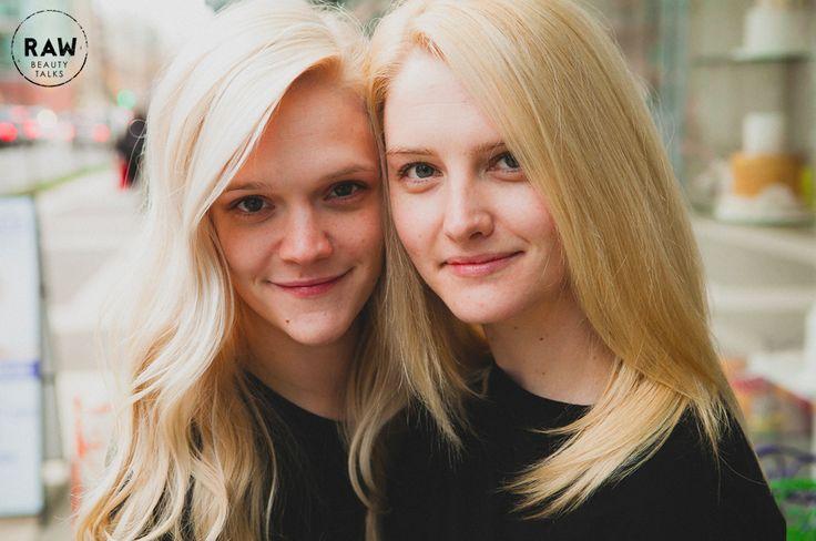 Lauren and Mariel Armstrong RAW #NoMakeup #NoPhotoshop #NoFilters
