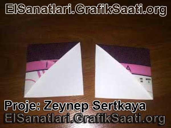 Çorap Paketinden Kitap Ayracı nasıl yapılır