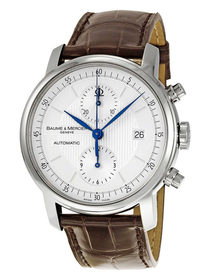 Baume & Mercier — Men's Classima Swiss Made Watch on daiiily.com